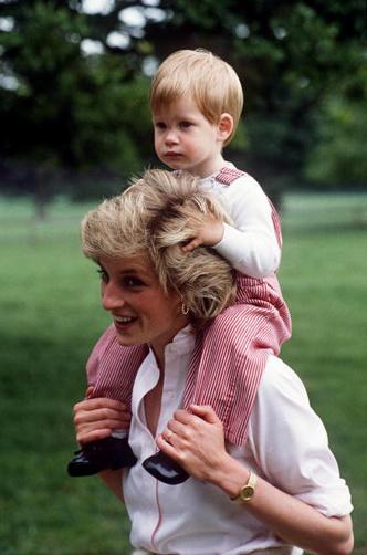 Фото №2 - Почему принцесса Диана пришла бы в восторг от беременности Маркл