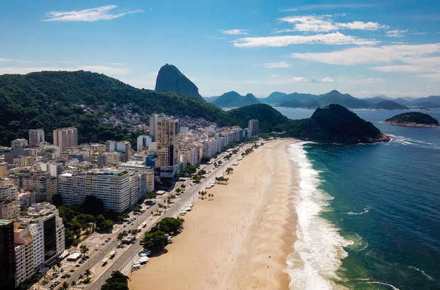 Карантин в Рио-де-Жанейро