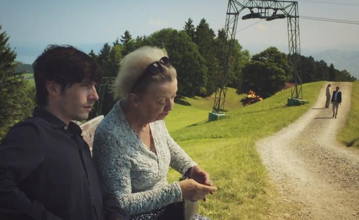 Кадр из фильма «Рози»