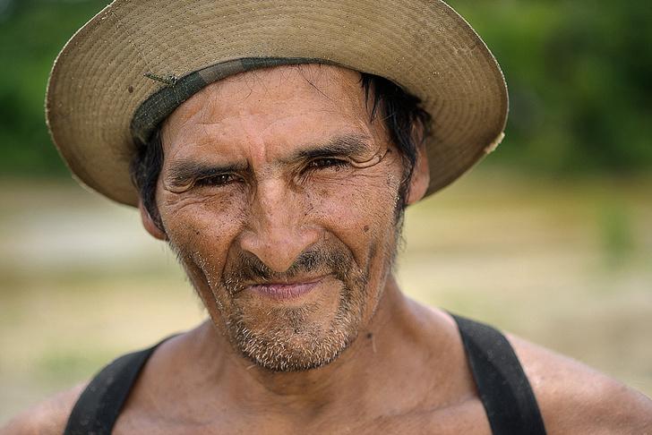 Фото №11 - Фоторепортаж: как добывают золото в джунглях Перу