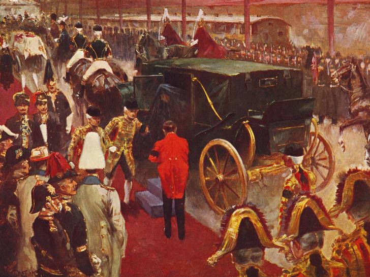 Фото №3 - От королевы Виктории до принцессы Маргарет: какими были похороны Виндзоров за последние сто лет