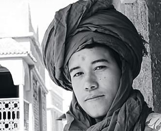 Фото №2 - Дети пустыни: кровные связи пустынников-берберов