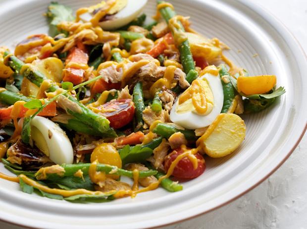 Фото №7 - Как приготовить классический салат нисуаз