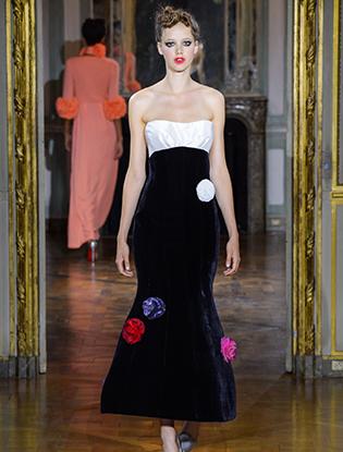 Фото №34 - Неделя Высокой моды в Париже: Ulyana Sergeenko Couture F2015