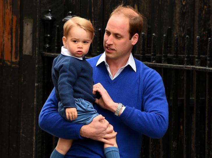 Фото №1 - Молодой папа: как принц Уильям привыкал к роли отца после рождения Джорджа