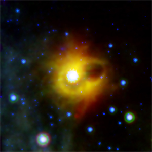 Фото №1 - Кольцо вокруг звезды