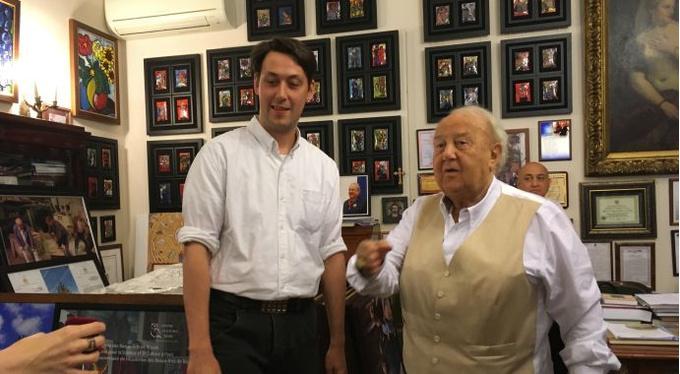 Александр Купалян стал одним из самых молодых членов-корреспондентов Российской академии художеств