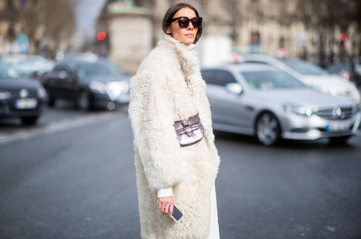 Street Style: Неделя моды в Париже осень-зима 2019/20
