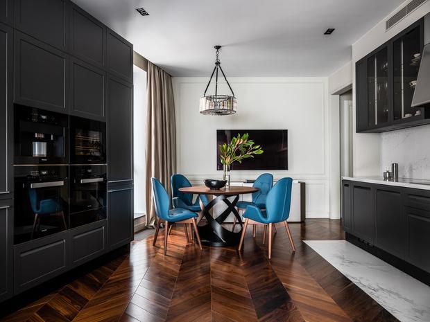 Фото №6 - Квартира с удобными гардеробными в Москве