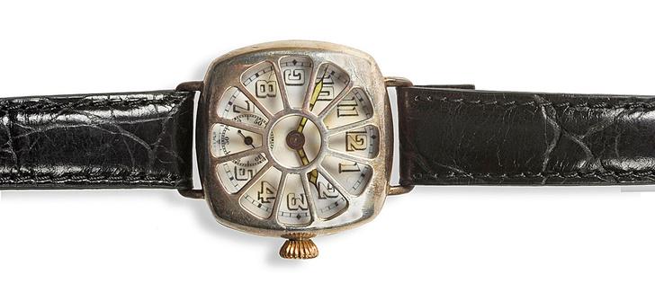 Getty ImagesНа фото: часы британского офицера. Около 1916 года