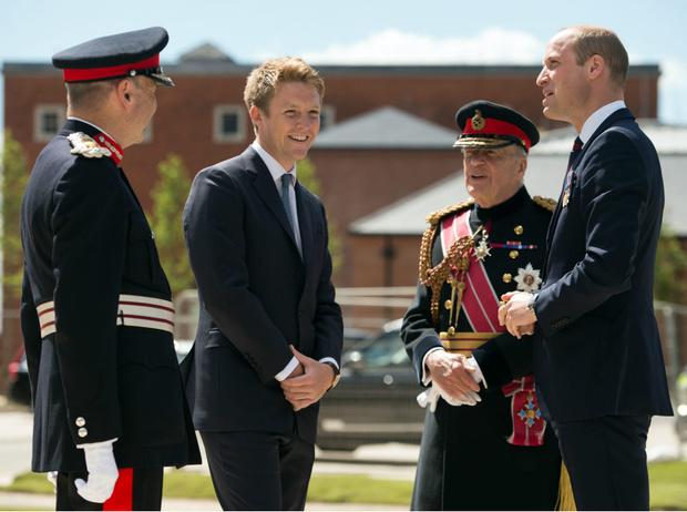 Фото №6 - Самый завидный холостяк Британии: что нужно знать о Хью Гросвеноре, крестном принца Джорджа