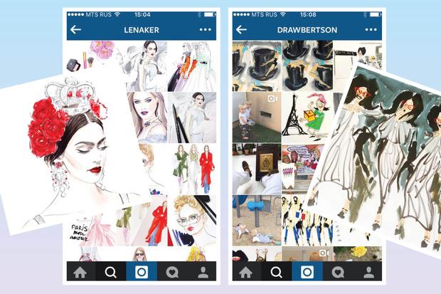 Фото №9 - 20 fashion-иллюстраторов, на которых стоит подписаться в Инстаграме