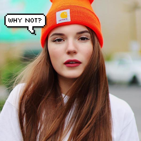 Фото №1 - Саша Спилберг больше не хочет быть блогером. Вот что она будет делать теперь