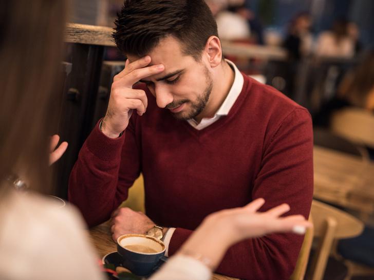 Фото №3 - Это табу: 4 вопроса, которые не стоит обсуждать с партнером