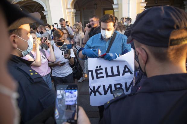 Фото №2 - Врачи берлинской клиники подтвердили, что Алексея Навального отравили