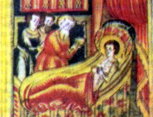 Фото №1 - Почему князь Петр женился на Февронии