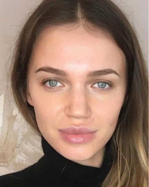 Фото №1 - Как татуаж губ меняет внешность: 20 фото до и после
