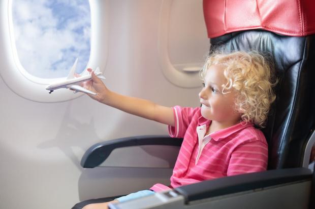 Фото №3 - Воздушные игры: чем заняться в самолете?