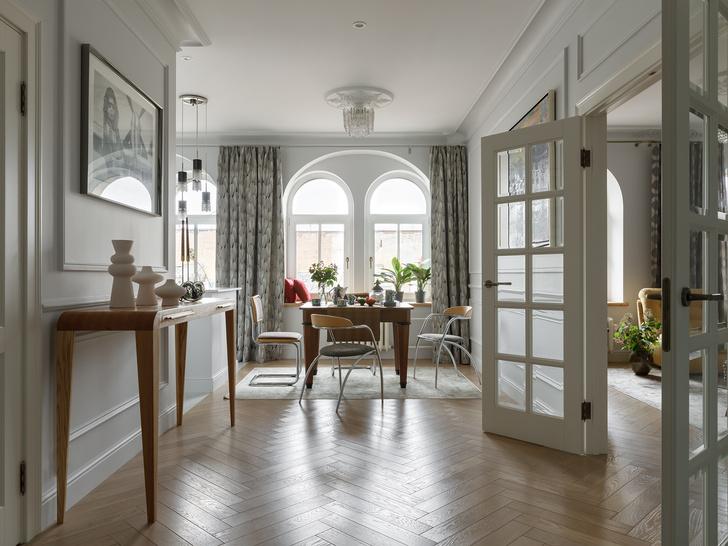 Фото №10 - Атмосферная квартира в доходном доме XIX века в Санкт-Петербурге