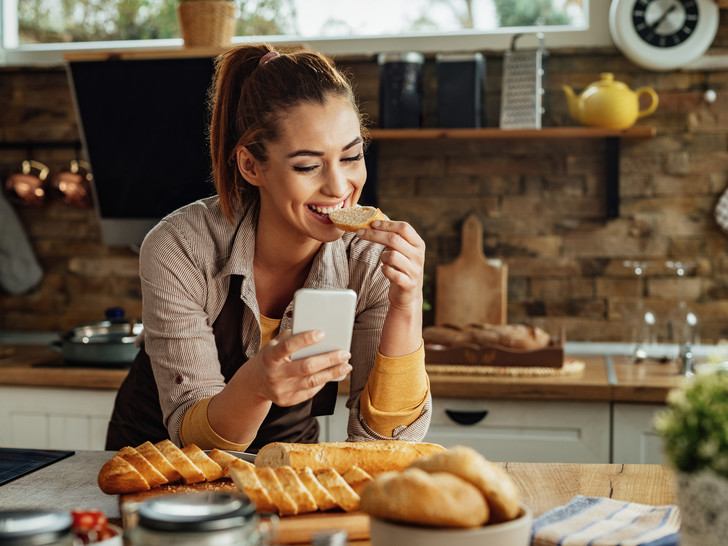 Фото №1 - 7 пабликов ВКонтакте о еде для настоящих гурманов