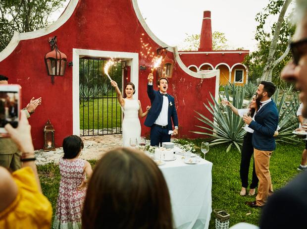 Фото №8 - 8 вдохновляющих примеров свадебного декора