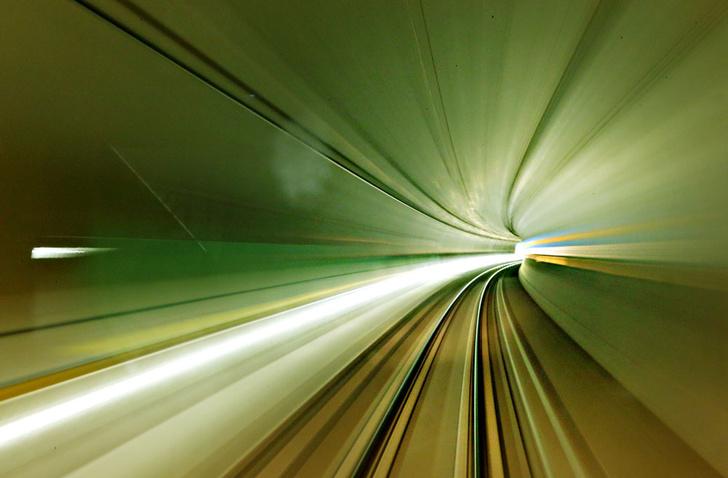Фото №1 - Каменное небо: тоннель Сен-Готард