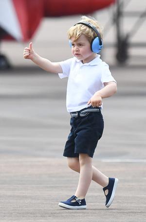 Фото №11 - Джордж-первоклашка: все самое интересное о школе юного принца