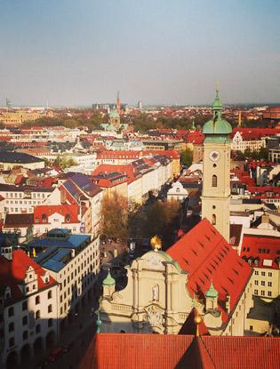 Фото №2 - 10 вещей, которые нужно успеть сделать в Мюнхене за выходные