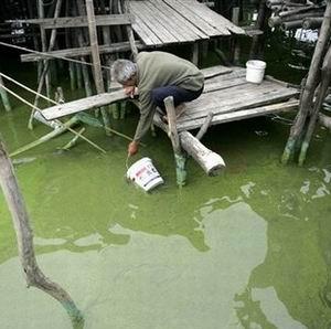 Фото №1 - Китайцы остались без воды