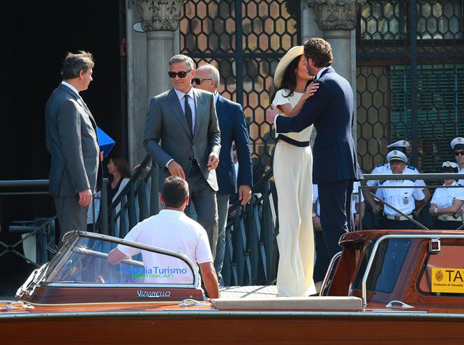 Фото №10 - Джордж и Амаль Клуни: история любви