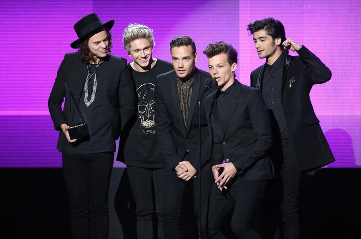 Фото №1 - Премия American Music Awards 2014: победители