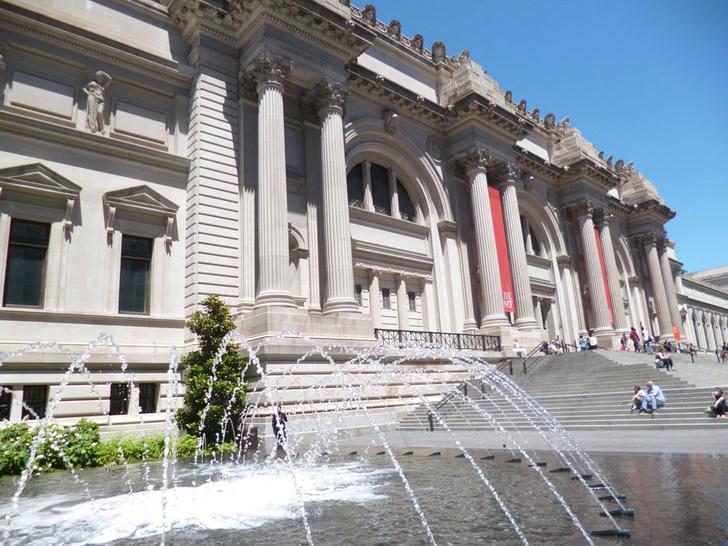 Фото №12 - Эрмитаж вошел в тройку лучших музеев мира