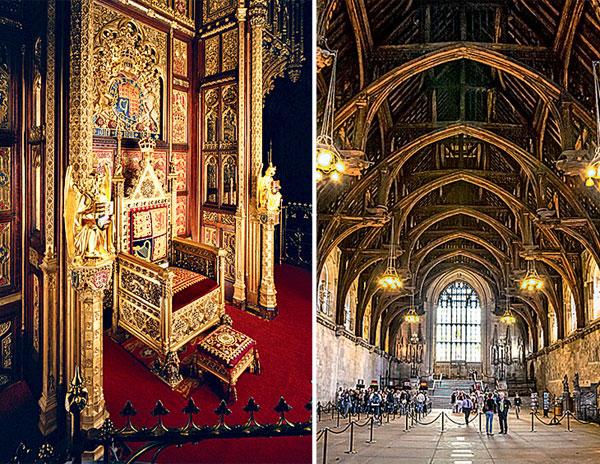Фото №5 - Дворец парламента Великобритании в деталях