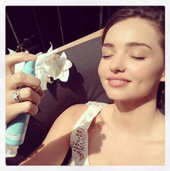 Фото №14 - Звездный Instagram: Знаменитости расслабляются
