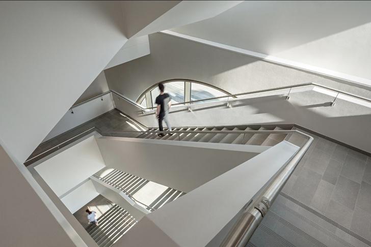 Фото №7 - Новое здание медицинского института в Зальцбурге