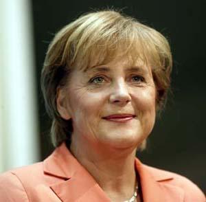 Фото №1 - Ангела Меркель — самая могущественная