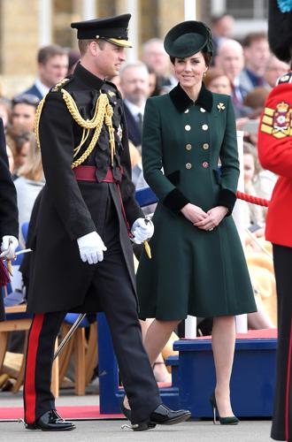 Фото №5 - Не дождетесь: герцогиня Кембриджская в отличном настроении