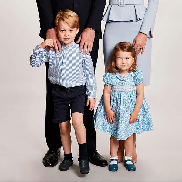 Фото №5 - Почему принцесса Шарлотта всегда в платьях