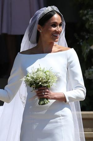Фото №17 - Две невесты: Меган Маркл vs Кейт Миддлтон