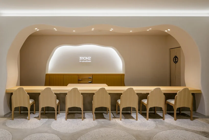 Фото №7 - Ресторан-галерея в Токио