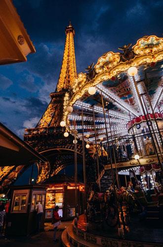 Фото №33 - Новый Год в Париже: Правый берег или Левый?