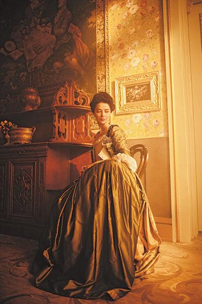 Фото №2 - «Так приятно быть императрицей»: Марина Александрова о роли Екатерины II