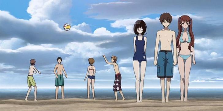 Фото №11 - Топ-20 лучших аниме про школу 🤩