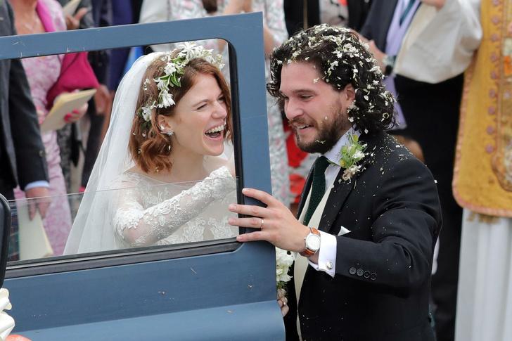 Фото №5 - 21 самая громкая свадьба XXI века
