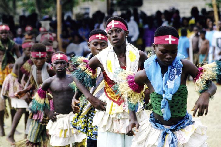 Фото №1 - Традиции: Хогбецоцо, Гана