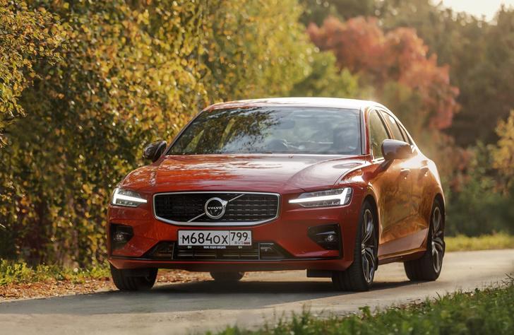 Фото №2 - 6 неожиданных фактов о Volvo S60
