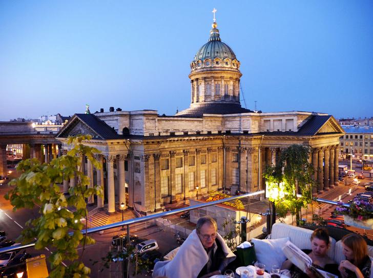 Фото №1 - 5 ресторанов Санкт-Петербурга, в которых работают лучшие шеф-повара
