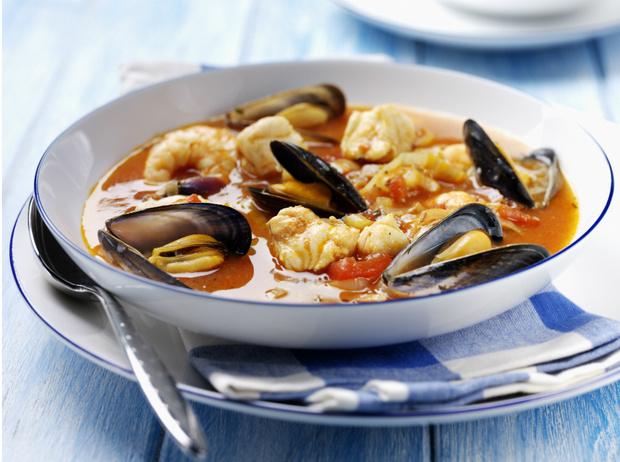 Фото №3 - Ужин французских рыбаков: как приготовить суп буйабес