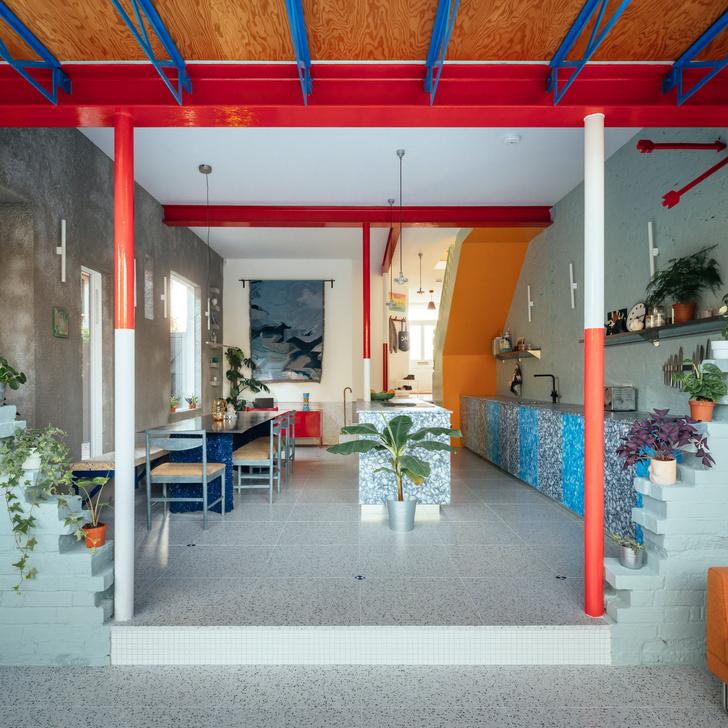 Фото №2 - Дом со стеклянной пристройкой в Лондоне