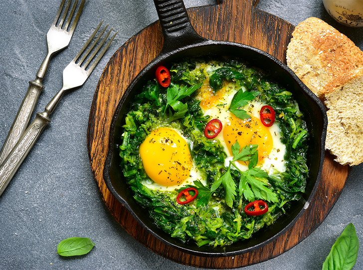 Фото №6 - Идеальный завтрак: шакшука